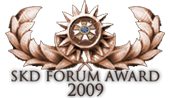 Forum Bronze Award 2009