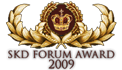 Forum Gold Award 2009