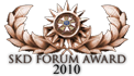 Forum Bronze Award 2010