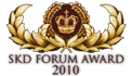 Forum Gold Award 2010
