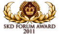 Forum Gold Award 2011