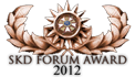 Forum Bronze Award 2012