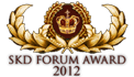 Forum Gold Award 2012