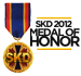 SKD Ehrenmedaille